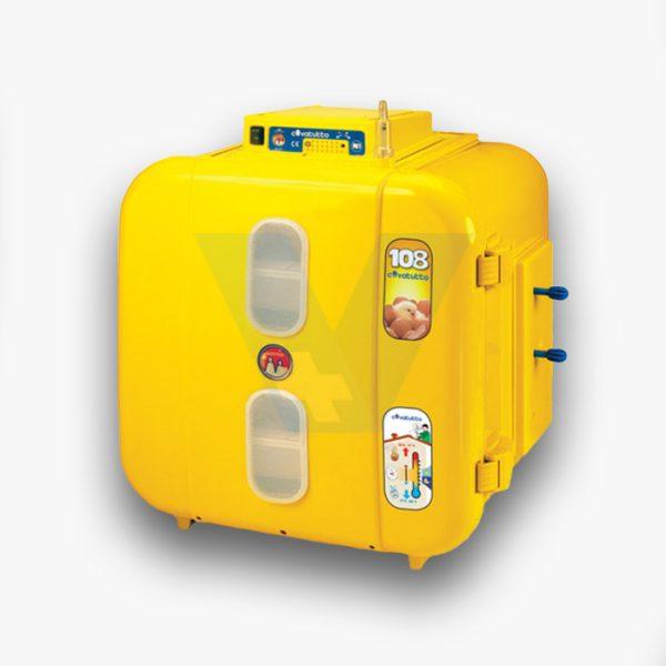 Εκκολαπτική μηχανή Covatutto 108 θέσεων