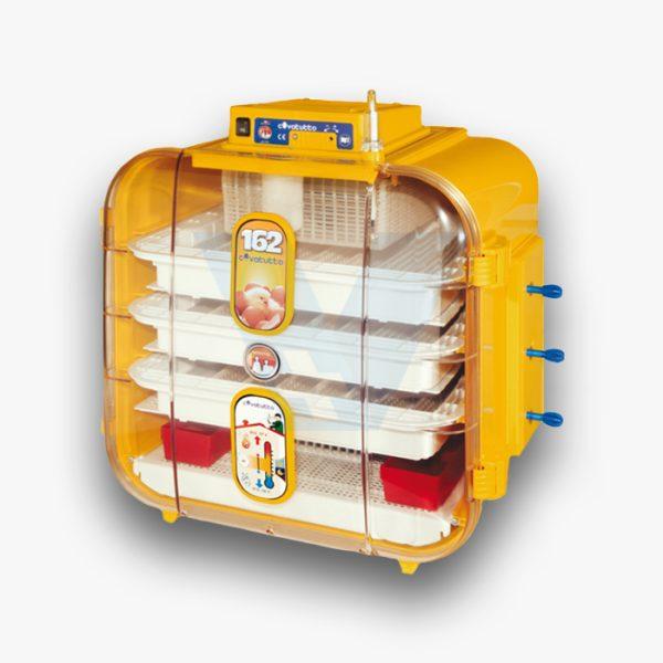 Εκκολαπτική μηχανή Covatutto 162 θέσεων