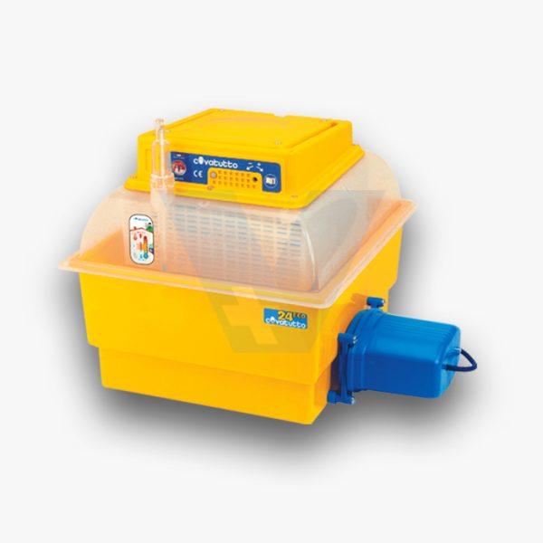 Εκκολαπτική μηχανή Covatutto 24 θέσεων αυτόματη