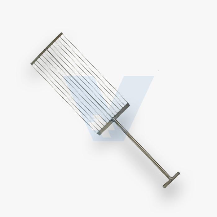 Τυροκόπτης ανοξείδωτος 29cm