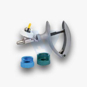 Eco-Matic αυτόματη σύριγγα με 3 υποδοχές 2ml