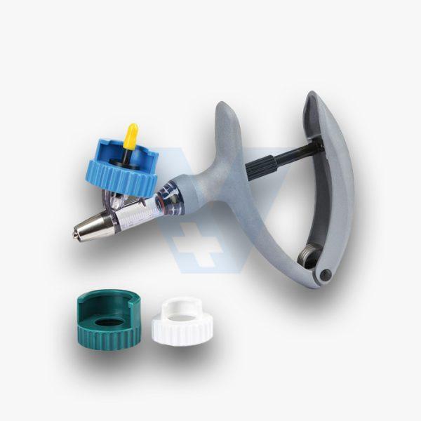 Eco-Matic αυτόματη σύριγγα με 3 υποδοχές 5ml