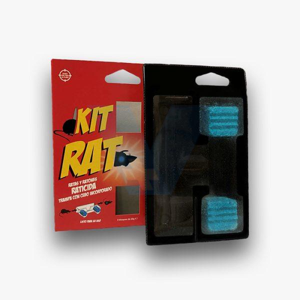 Kit Rat 2x20gr