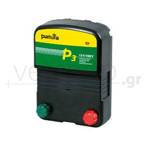 Συσκευή ηλεκτρικής περίφραξης Patura P3