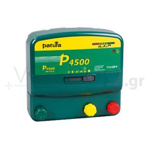 Συσκευή ηλεκτρικής περίφραξης Patura P4500
