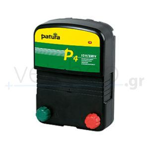 Συσκευή ηλεκτρικής περίφραξης Patura P4