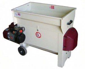 Σπαστήρας ηλεκτροκίνητος σταφυλιών με διαχωριστή και αντλία ZETA 30/Β