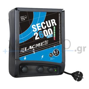 Συσκευή ηλεκτρικής περίφραξης Secur 2600