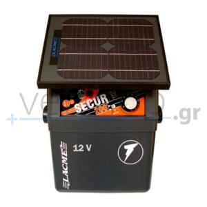Συσκευή ηλεκτρικής περίφραξης Secur Star 10W