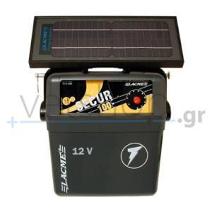 Συσκευή ηλεκτρικής περίφραξης Secur Solis 6W