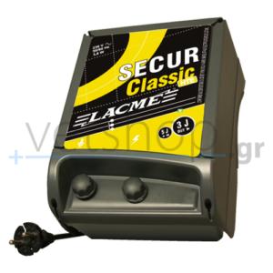 Συσκευή ηλεκτρικής περίφραξης Secur Classic