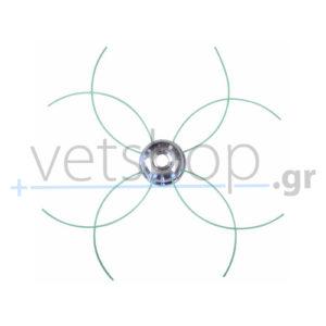 Κεφαλή αλουμινίου πολλαπλών εξαγωγών