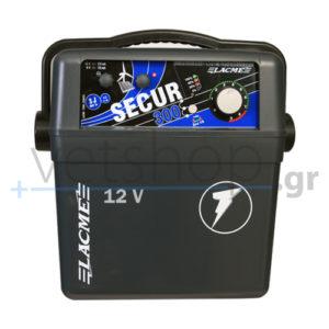 Συσκευή ηλεκτρικής περίφραξης Secur 300