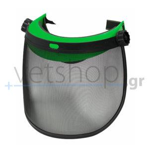 Μάσκα προστασίας με μεταλλική σίτα