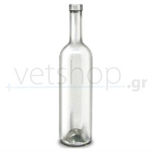 Μπουκάλι 750ml διάφανο