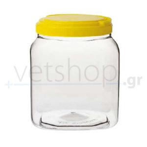 Βάζο πετ μελιού 0,3kg